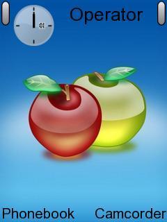 2 Apples