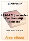 20.000 Mijlen onder Zee: Westelijk Halfrond for MobiPocket Reader