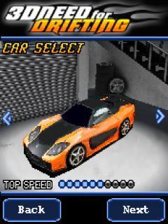 3d Need Drift