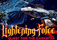 Lightening force: Quest for the darkstar
