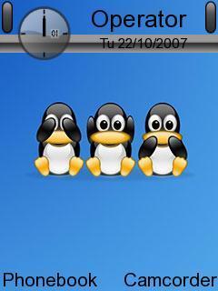 3 Cute Tux