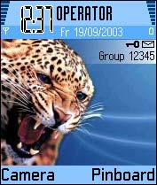Gepard Theme