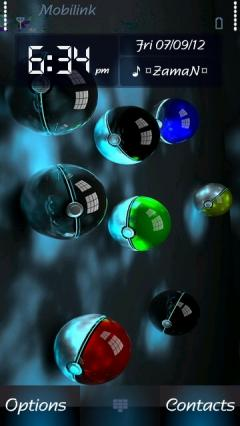 3d Balls By Mcmxc