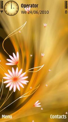 3d Nature Flowers