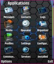 3d Neon Icons