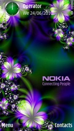 3d Nokia Theme