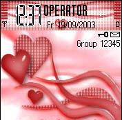 Loveheart Theme