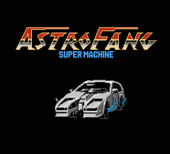 Astro Fang: Super Machine