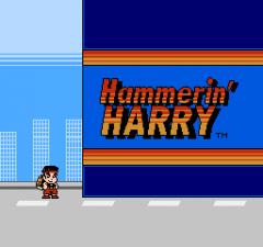 Hammerin' Harry