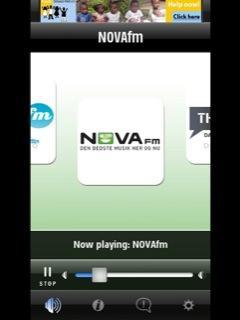 Nova FM Touch Edition
