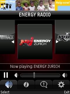 Energy Radio Zurich