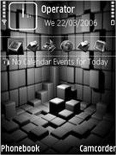 3D Blocks Theme1.0