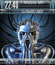 Cybernetic Theme