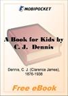 A Book for Kids for MobiPocket Reader