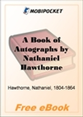 A Book of Autographs for MobiPocket Reader