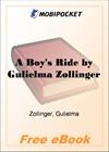 A Boy's Ride for MobiPocket Reader