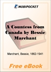 A Countess from Canada for MobiPocket Reader