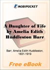 A Daughter of Fife for MobiPocket Reader
