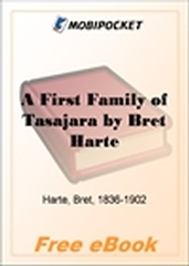 A First Family of Tasajara for MobiPocket Reader