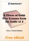 A Fleece of Gold for MobiPocket Reader