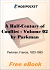 A Half-Century of Conflict - Volume 02 for MobiPocket Reader