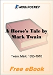 A Horse's Tale for MobiPocket Reader