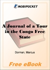 A Journal of a Tour in the Congo Free State for MobiPocket Reader
