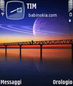 A Moment Theme for Nokia N70/N90