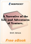A Narrative of the Life and Adventures of Venture for MobiPocket Reader