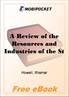 A Review of the Resources and Industries of the State of Washington, 1909 for MobiPocket Reader