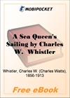 A Sea Queen's Sailing for MobiPocket Reader