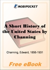 A Short History of the United States for MobiPocket Reader