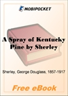 A Spray of Kentucky Pine for MobiPocket Reader
