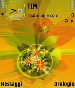 Acceleration Theme for Nokia N70/N90