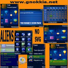 Aliens Theme
