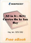 All in It : K(1) Carries On A Continuation of the First Hundred Thousand for MobiPocket Reader