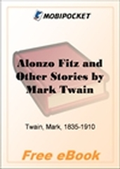 Alonzo Fitz and Other Stories for MobiPocket Reader