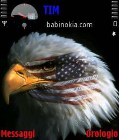 American Eagle Theme