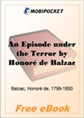 An Episode under the Terror for MobiPocket Reader