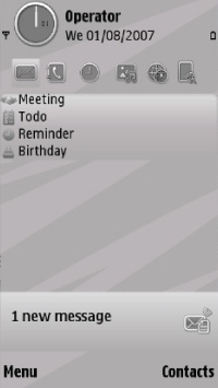 Android Theme for Symbian S60 3rd/5th Edition