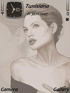 Angelina Jolie Theme