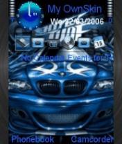 Animated BMW Theme