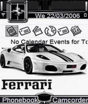 Animated Ferrari 2 Theme