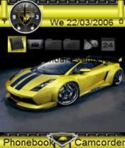 Animated Lamborghini 1 Theme
