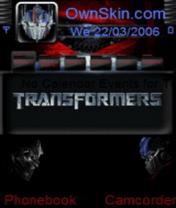 Animated Transformers Theme
