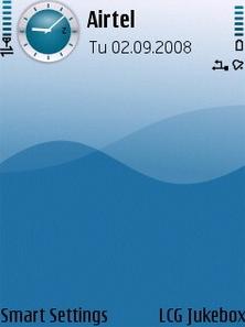 Aqua 2 Theme