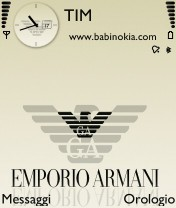 ARMANI (2 versions)