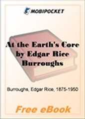 At the Earth's Core for MobiPocket Reader