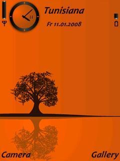 Autumn Tree Theme