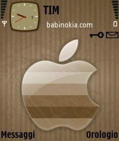 B Apple Theme